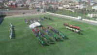 Спортивно-массовые мероприятия прошли в Дахадаевском районе.