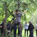 В Дахадаевском районе прошел туристический слет