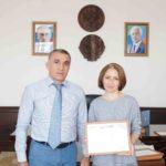 Глава Дахадаевского района встретился с профессорско-преподавательским составом ДГУ и других ВУЗов республики.