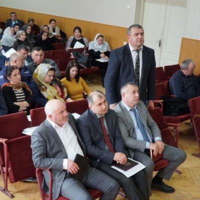 Подготовку новогодних мероприятий обсудили в Дахадаевском районе