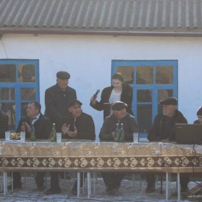 В селении Ираки Дахадаевского района состоялась торжественная церемония пуска природного газа