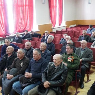 Джарулла Омаров встретился с афганцами