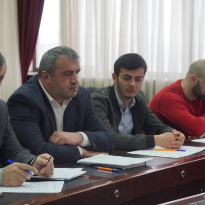 Антитеррористическая комиссия Дахадаевского района подвела итоги деятельности за истекший год и наметила планы на текущий