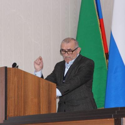 В администрации Дахадаевского района провели совещание по противодействию распространению коронавируса