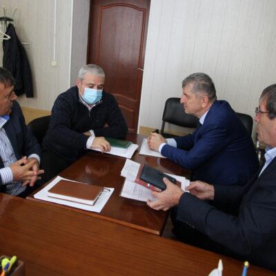 Заседание межведомственной комиссии по сбору транспортного налога прошло в Дахадаевском районе