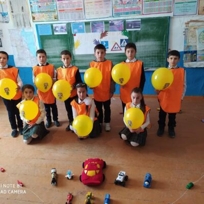 Акция «Жизнь без ДТП» прошла в Дахадаевском районе