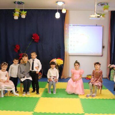 День логопеда отметили воспитанники детских садов Дахадаевского района