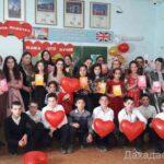 Лицеисты приняли участие в челлендже ко Дню матери