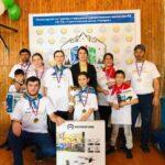 Спортивно — туристические состязания » Папа, мама, я — туристическая семья» прошли в Дахадаевском районе