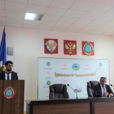 Встреча с воинами – интернационалистами прошла в Дахадаевском районе