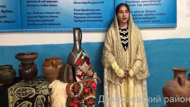 Дахадаевский район присоединился к флешмобу, приуроченному ко Дню родных языков.