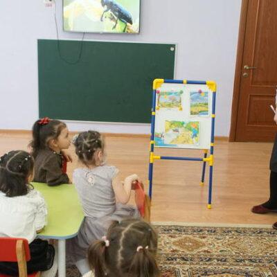 Лучшего воспитателя года определили в Дахадаевском районе