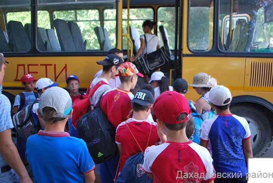 Акция «Внимание, дети!» проходит в Дахадаевском районе
