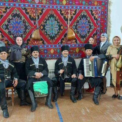 Центры традиционных культур Дахадаевского района присоединились к Всероссийской акции «Культурный хоровод»