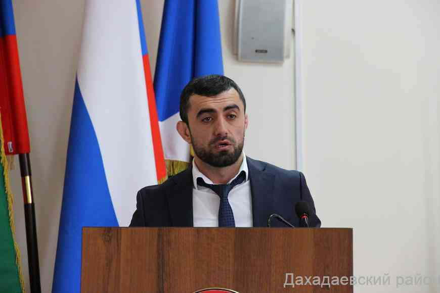 Вопросы празднования 76-годовщины Великой Победы обсудили в Дахадаевском районе