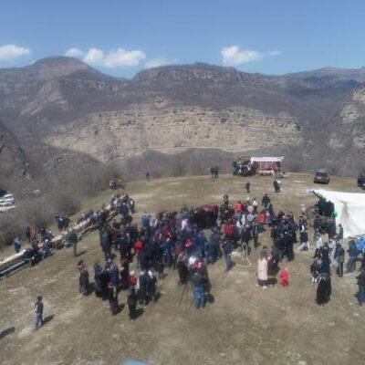 Праздник первой борозды прошел в Дахадаевском районе