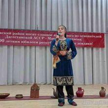 Республиканский молодежный фестиваль- конкурс «Голоса Дагестана» прошел в Дахадаевском районе