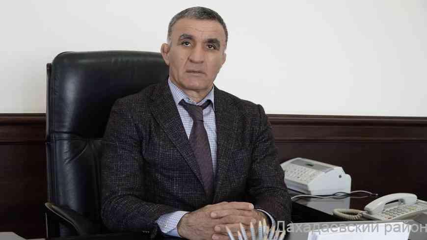 Д.Р.Омаров: «Соблюдать все нормы безопасности особенно актуально в год юбилея Дахадаевского района, когда мы ожидаем множество гостей».