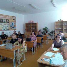 Семинарские занятия учителей — предметников проходят в Дахадаевском районе