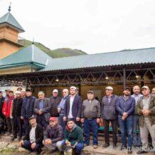 В селении Ашты открыли мечеть и место для тазията
